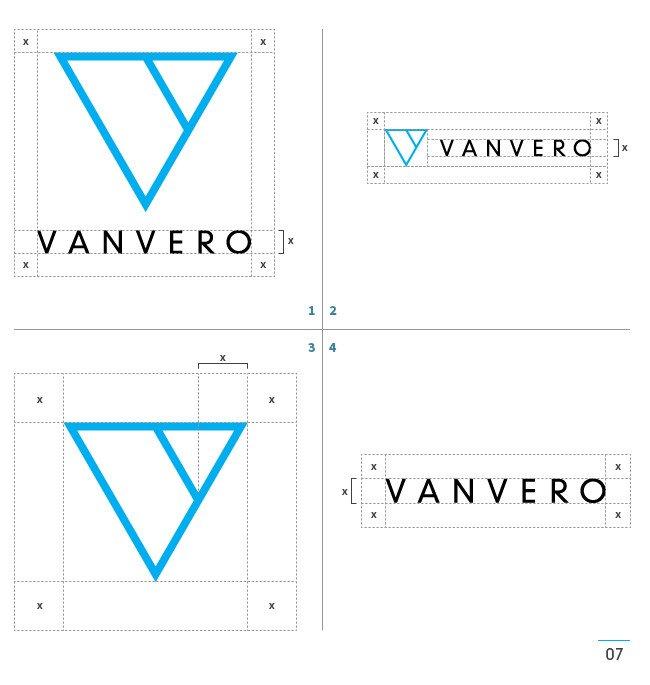 vanvero-logo-guidelines