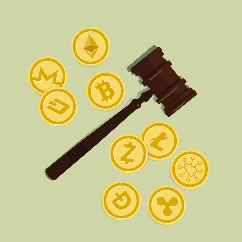 Us regulation on cryptocurrency